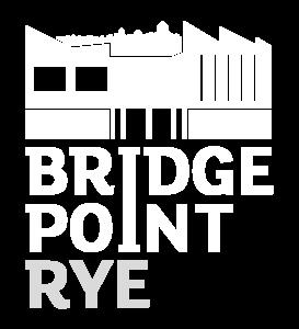 bridgepoint arts centre rye logo