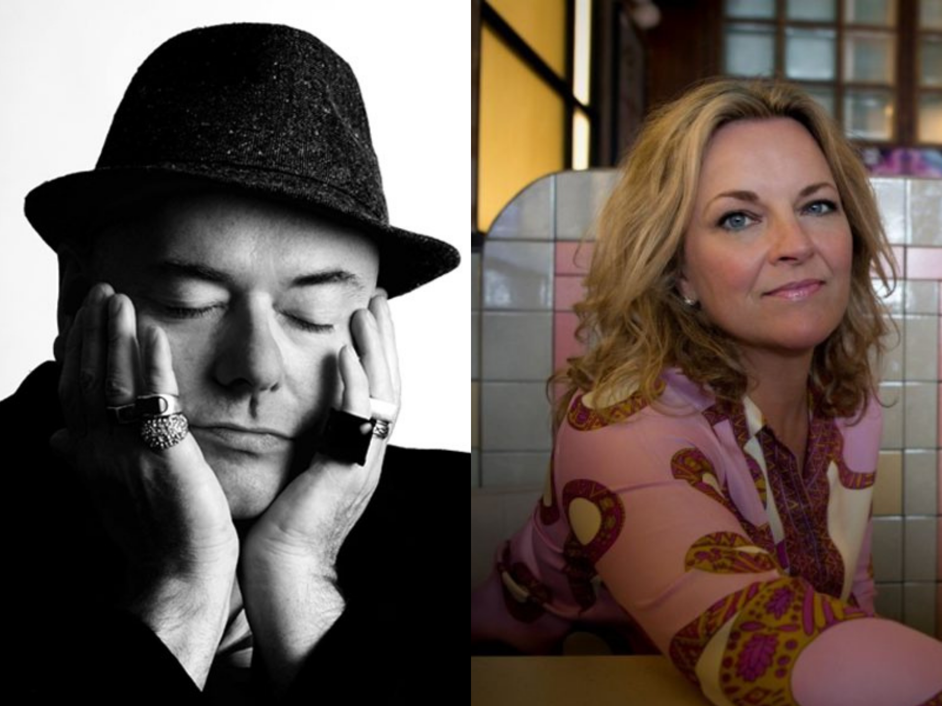 Claire Martin and Ian Shaw